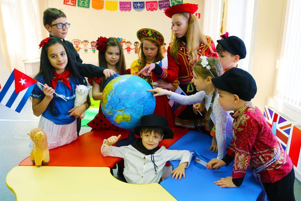 Программы для детей. Институт туризма и гостеприимства